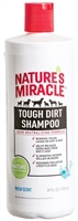 Nature's Miracle Tough Dirt and Stain Remover Shampoo  24oz