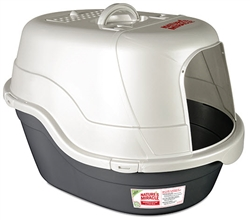 Nature's Miracle  Oval Hooded Litter Box
