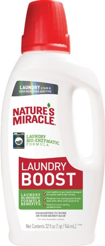 Nature's Miracle Laundry Boost 32 oz