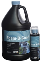 CrystalClear Foam-B-Gone 1 Gallon