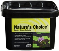 CrystalClear Nature's Choice Barley Pellets 2 lbs