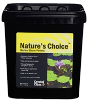 CrystalClear Nature's Choice Barley Pellets 5 lbs