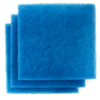 PONDMASTER REPLACEMENT MEDIA BLUE/WHITE (3PCS), 12201