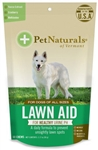 Lawn Aid for Dogs by Pet Naturals of Vermont  60 count