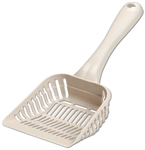 Petmate Jumbo Litter Scoop, Dove, Length 13.2