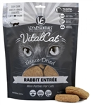Vital Essentials  Rabbit Freeze-Dried Mini Patties Entree | Vital Essentials