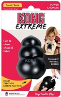 KONG Extreme Black for Small Dogs  K3