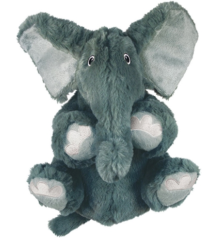 KONG Comfort Kiddos Elephant EXTRA SMALL Dog Toy