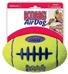 KONG  Air Kong Squeaker Football Small ASFB3