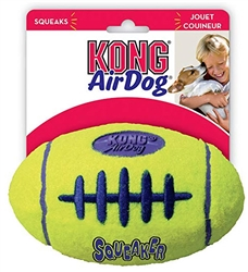 KONG  Air Kong Squeaker Football Large ASFB1