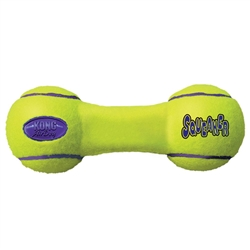 KONG Squeakair Dumbbell Large Toy for Dogs ASDB1