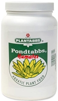 Pondtabbs Plus Hummates  Aquatic Plant Fertilizer Tabs 300 count