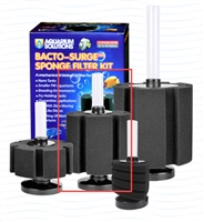 Hikari Large Bacto-Surge Sponge Filter Kit