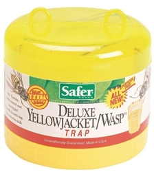 WOODSTREAM Safer Reusable Deluxe Yellow Jacket and Wasp Trap