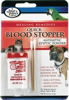 FOUR PAWS Quick Blood Stopper Antiseptic Styptic Powder 0.5oz