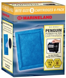 Penguin Power Rite-Size  Filter Replacement Cartridges | Marineland