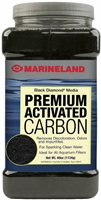 MARINELAND BLACK DIAMOND CARBON, PA0373, 40 OZ