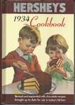 Hershey's 1934 Cookbook Hardcover – 1992