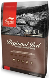 ORIJEN Regional Red Dog Food | More Than Grain-Free