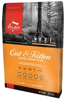 ORIJEN USA KITTEN  and CAT FOOD