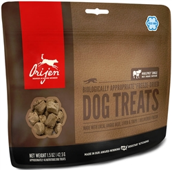 ORIJEN Freeze-Dried ANGUS BEEF Treats for Dogs