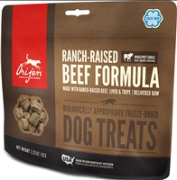 ORIJEN Freeze-Dried ANGUS BEEF Treats for Dogs 3.25 OZ