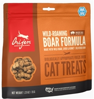 ORIJEN Freeze-Dried Wild Boar Treat for Cats, 1.25 oz