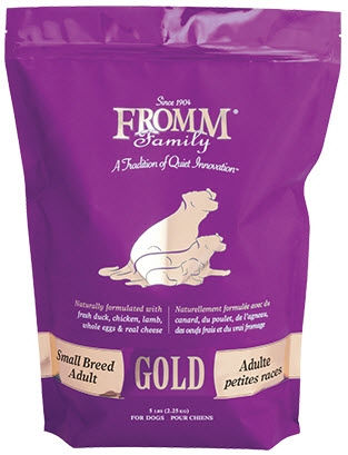 FROMM Small Breed Adult Gold 5 lb