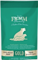 Fromm Family Large Breed Adult Gold Food for Dogs, 33 LBS