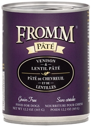 FROMM Venison and Lentil Pate