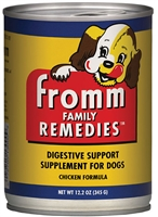 Fromm Family Foods Chicken Formula Supplement for Dogs 12 - 12.2 oz cans