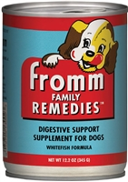 Fromm Family Foods Whitefish Formula Supplement for Dogs 2 - 12.2 oz cans