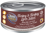 Tuffy's Pet Nutri-Source Grain Free Turkey & Turkey Liver Wet Canned Food for Cats