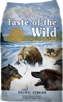 Taste of the Wild Pacific Stream Canine with Smoked Salmon - 28 lb
