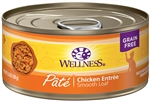 Wellness Complete Health Pâté  for Cats 24-5 oz.