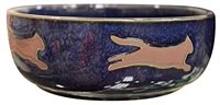Ethical Pet Southwest Cat Dish Midnight Sky 5 inch