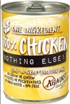 Evanger's Against the Grain Nothing Else Chicken 12 - 11 oz