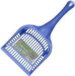 Van Ness  Giant Litter Scoop BLUE
