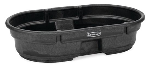 RUBBERMAID COMMERCIAL STOCK TANK, 50 GALLONS