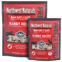 Northwest Naturals Freeze Dried Cat Nibbles 4 oz