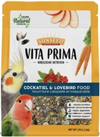 Sunseed Vita Prima Sunscription Cockatiel & Lovebird Formula