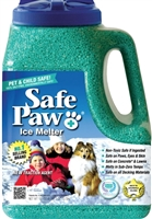 Safe Paw Ice Melt  8.3  lb. jug of Safe Paw, Non-Corrosive, Pet Safe Ice Melt - Safe Paw