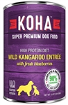 Wild Kangaroo Dog Food - Grain Free Limited Ingredient - KOHA