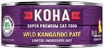 KOHA Wild Kangaroo Premium Grain Free Cat Food 24-5.5 oz