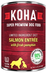 Salmon Dog Food - Limited Ingredient Diet Wet Dog Food - KOHA