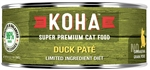 Grain Free Duck Cat Food - Limited Ingredient Diet - KOHA