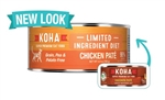Grain Free Chicken Cat Food  - Limited Ingredient Diet - KOHA