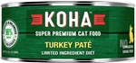 KOHA Pet Food Limited Ingredient Diet – Turkey Cat Food Pâté  24-5oz case