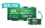Grain Free Turkey Cat Food - Limited Ingredient Diet - KOHA