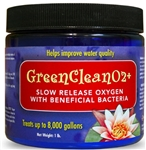 GreenCleanO2+ Slow Release Oxygen with Beneficial Bacteria - BioSafe